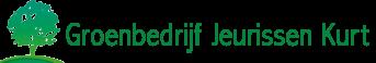 Logo Groenbedrijf Jeurissen Kurt Dilsen-Stokkem